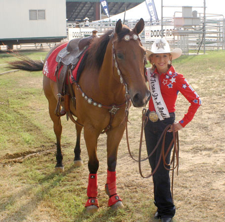 Miss Texas Jr High Rodeo Princess The Gonzales Inquirer