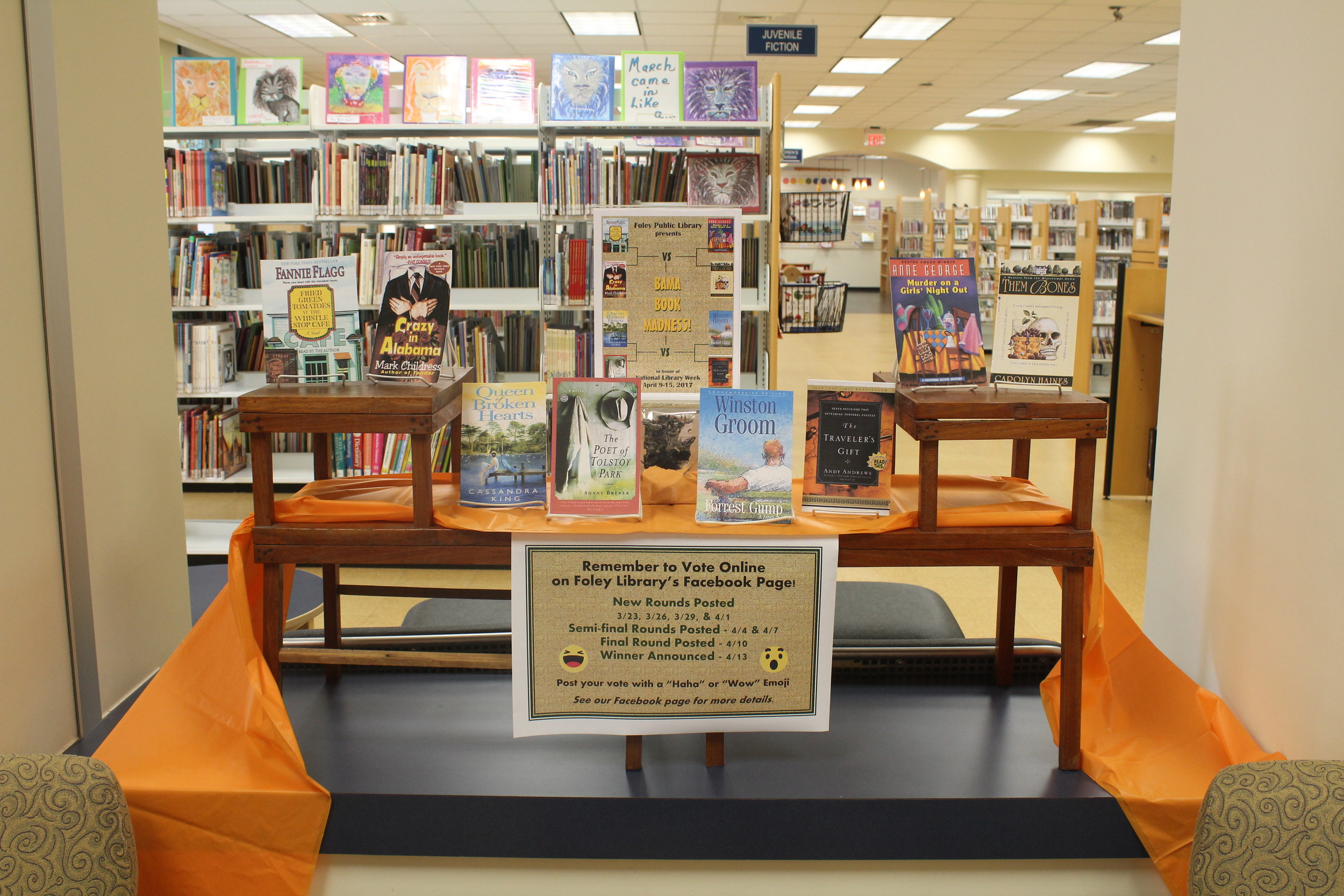 Greenwich Library celebrates National Library Week April 9-15