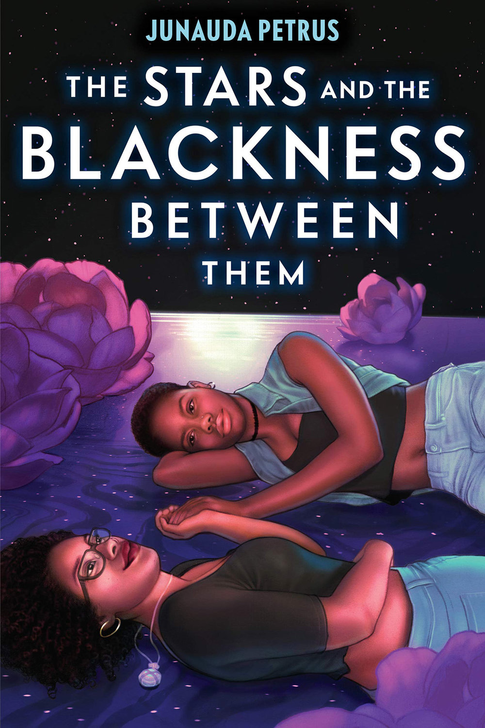 """The Stars and the Blackness Between Them"" by Junauda Petrus. (Dutton Books for Young Readers/Amazon/TNS)"