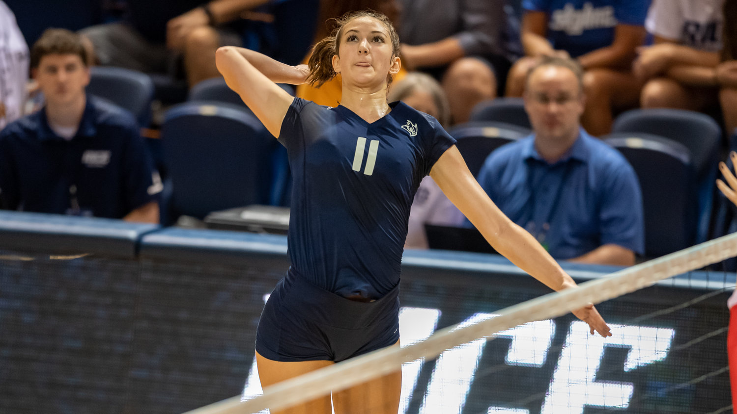 Rice junior outside hitter and former Cinco Ranch star Nicole Lennon is one of four nominees for the 2020 Houston Sports Awards' College Athlete of the Year.