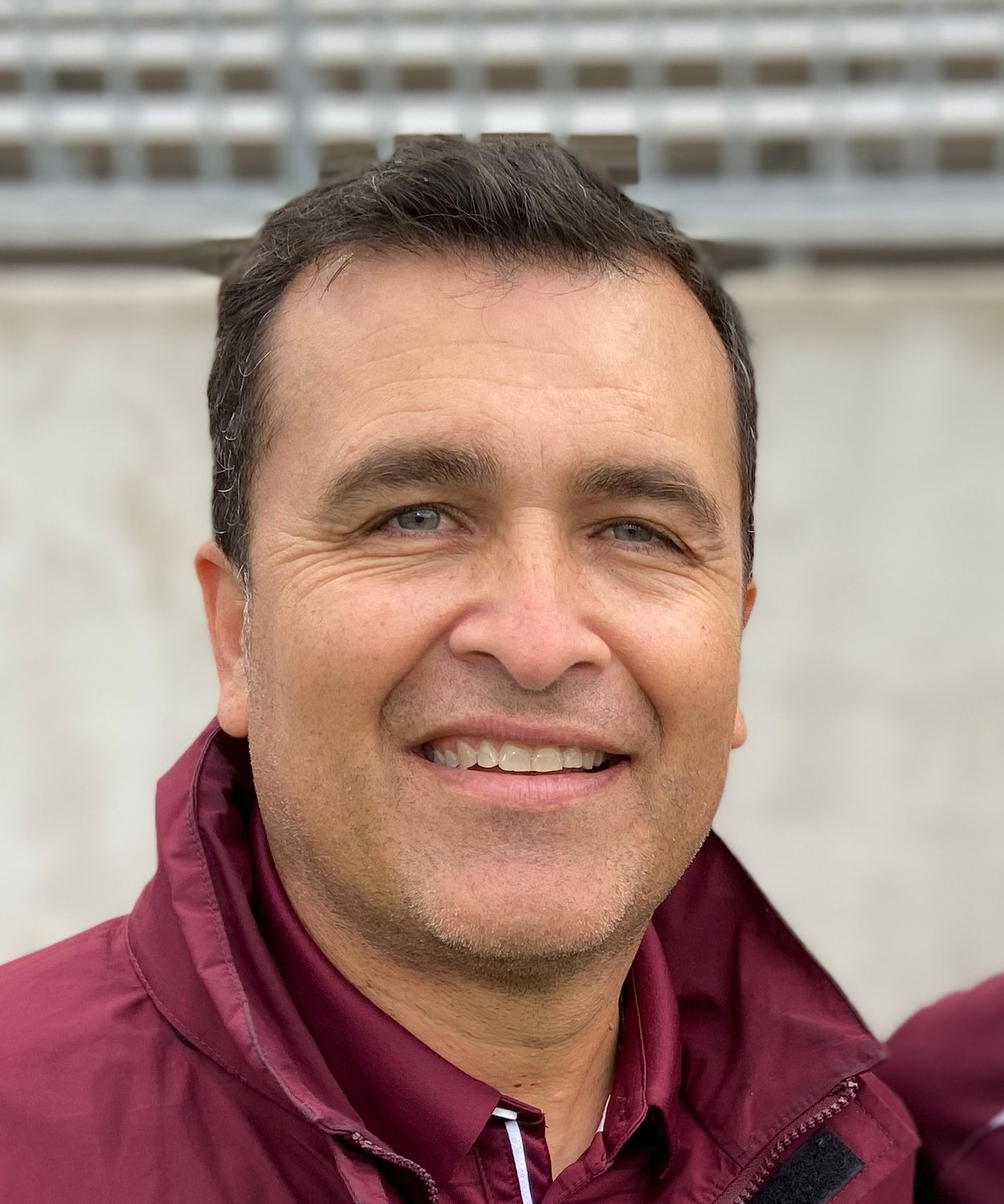 Cinco Ranch boys soccer coach Fredy Sanguinetti