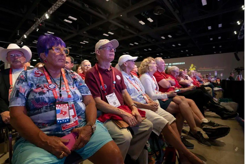 With no statewide limit on indoor gatherings, the Texas GOP is moving forward with plans to hold their convention in Houston.