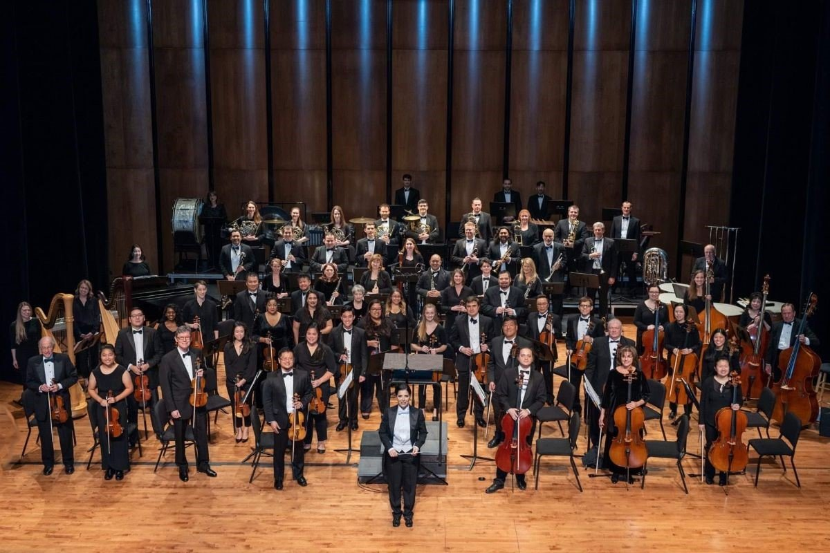 The Texas Medical Center Orchestra has been designated as a finalist for both the American Prize and the Ernst Bacon Award.