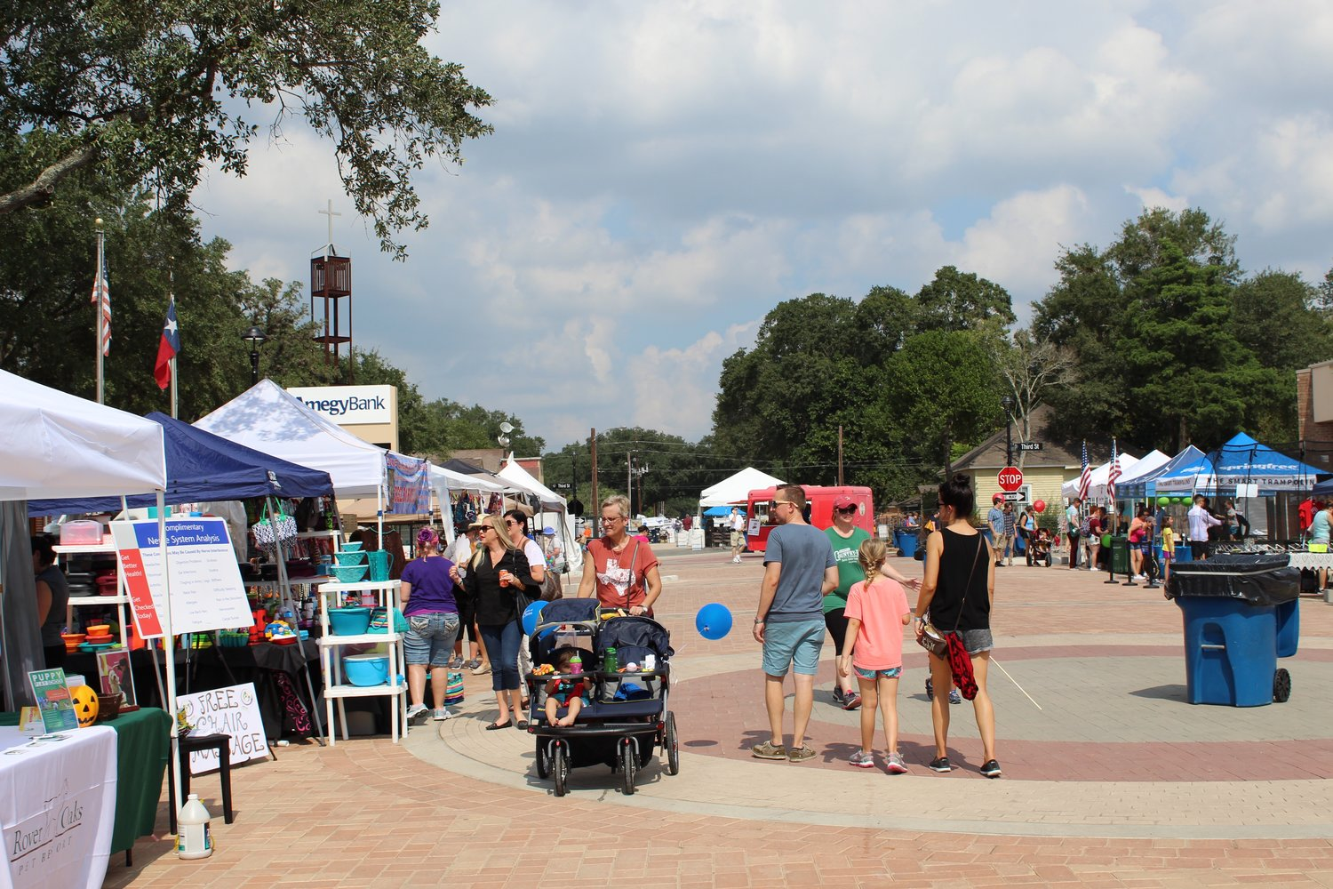 Katy Market Day will hold its first craft fair of the year on Oct. 17.