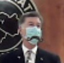 Former Council Member Durran Dowdle attached a fake mustache to his mask during Tuesday night's Katy City Council meeting. Dowdle is often recognized for his handlebar mustache which is hidden by a mask while in public these days. Dowdle read a passage from the Book of James to remind council members to govern with wisdom during his remarks at the end of the meeting.