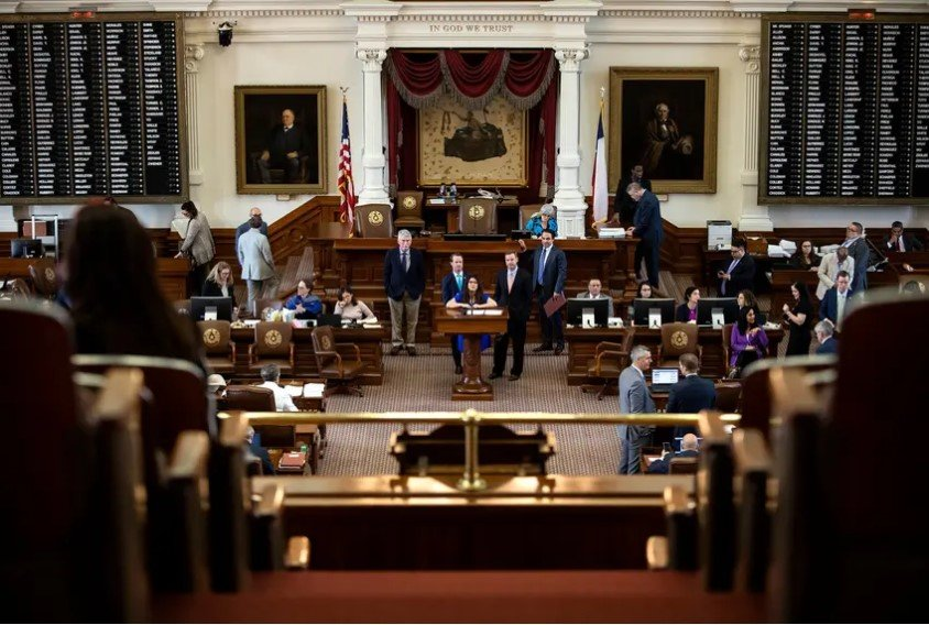 The 2021 Texas legislative session begins Tuesday.