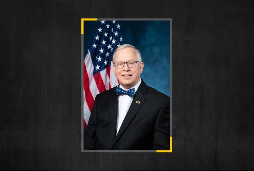 U.S. Rep. Ron Wright, an Arlington Republican, had been undergoing treatment for cancer since 2018. In January, he announced that he had tested positive for COVID-19.