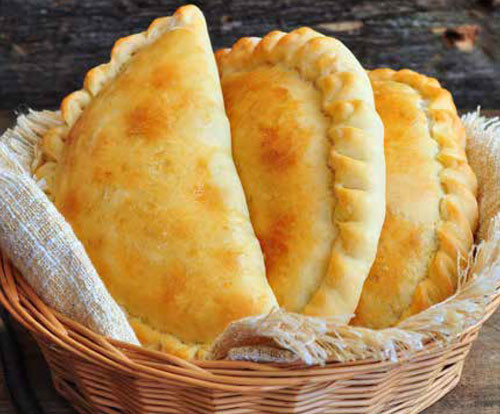 Lotito Foods: Mini calzoncelli from Naples