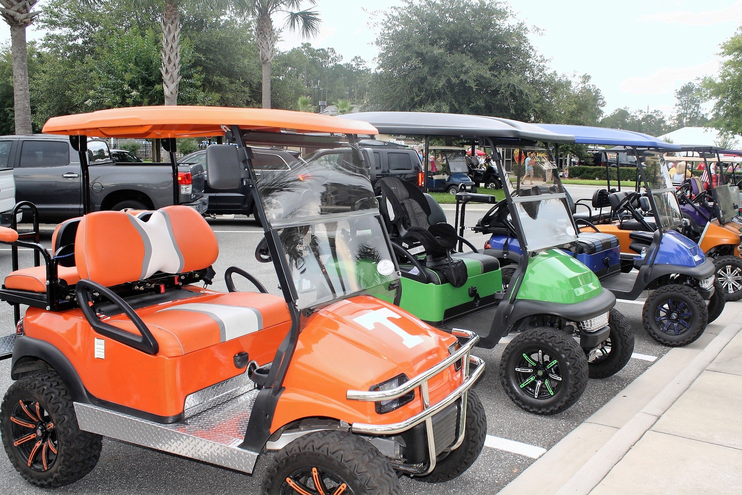 Jacksonville City Council Passes Bill Allowing Golf Carts