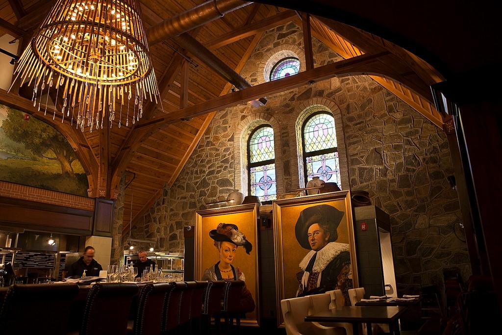 Chapel Grille Restaurant Week Menu