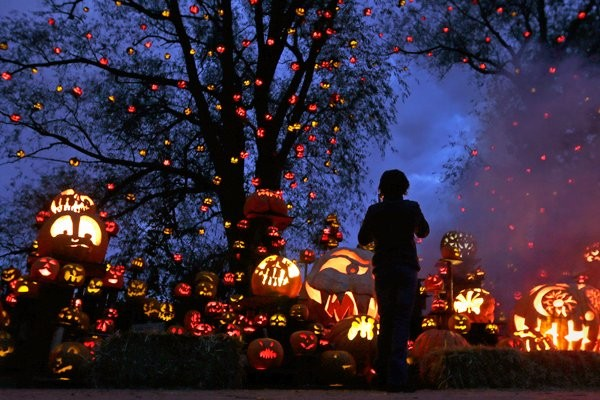 13 Chilling Halloween Attractions   Providence Monthly ...