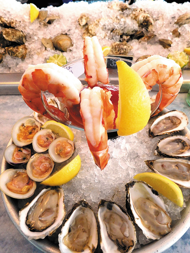 Two ten oyster bar and grill providence monthly - Bluewater grill seafood restaurant oyster bar ...