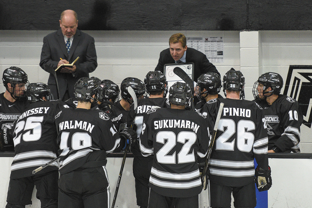 providence college hockey schedule
