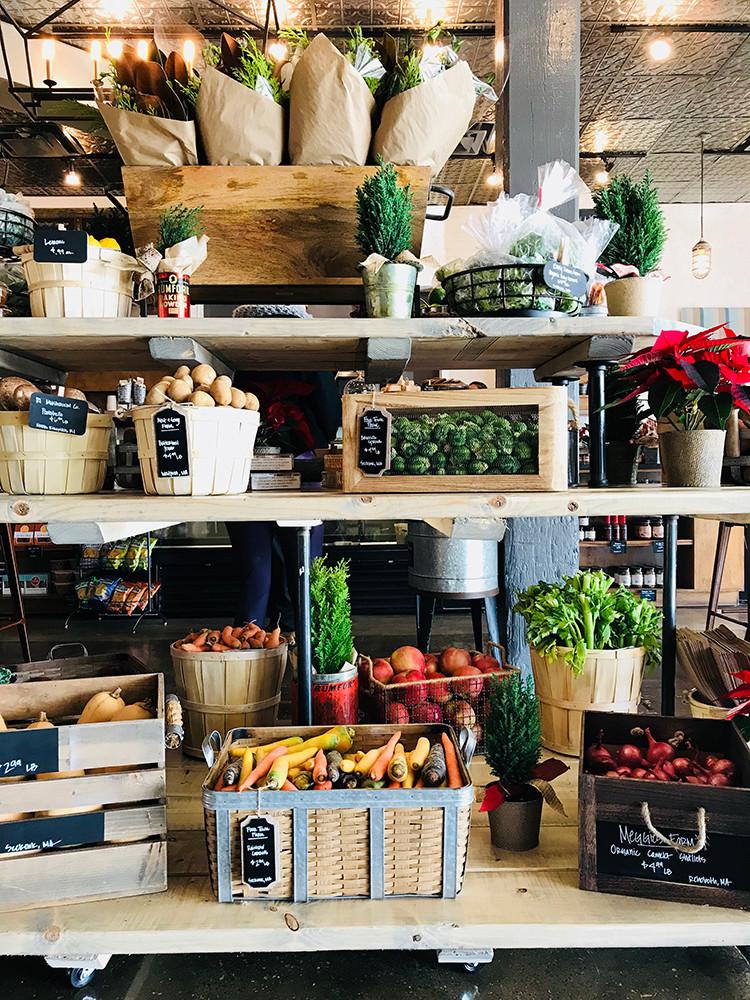 Providence Food Pantry