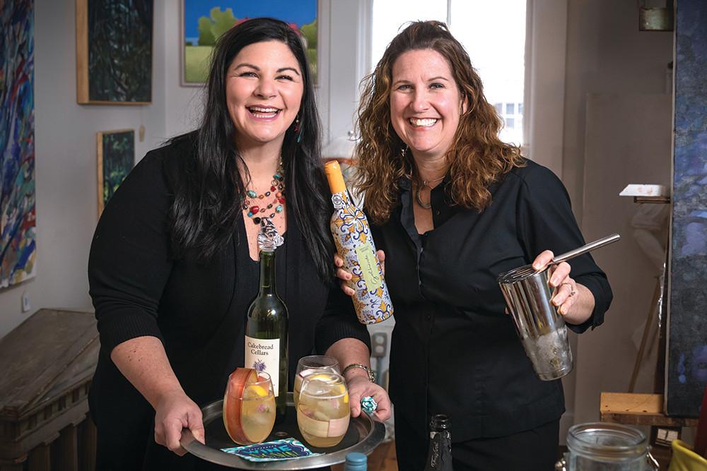Cocktails Get Crafty | The Bay | thebaymagazine com