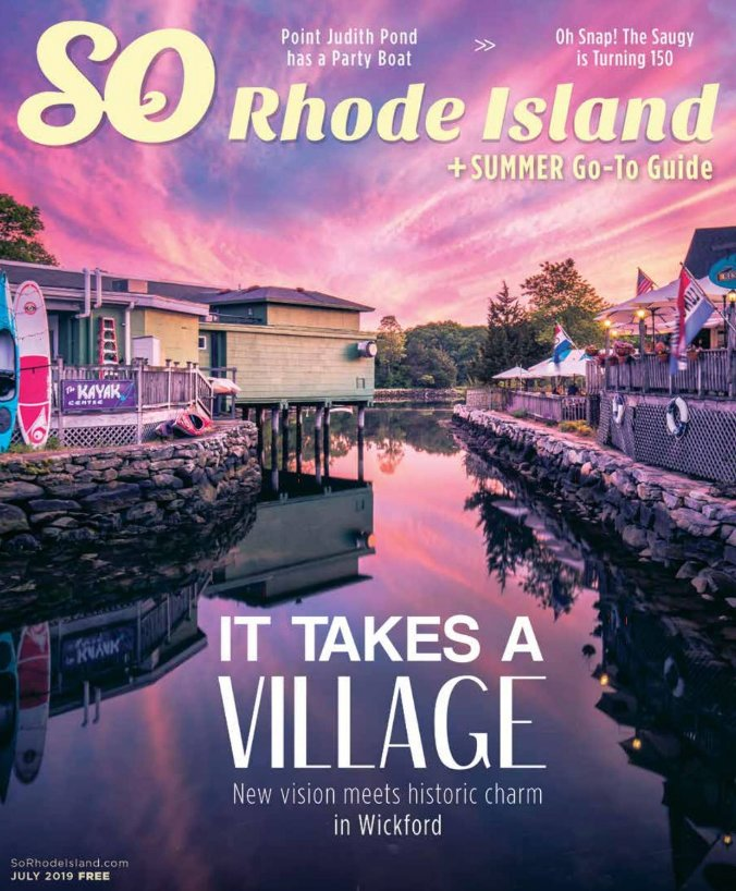 SO Rhode Island, July 2019 | East Side Monthly