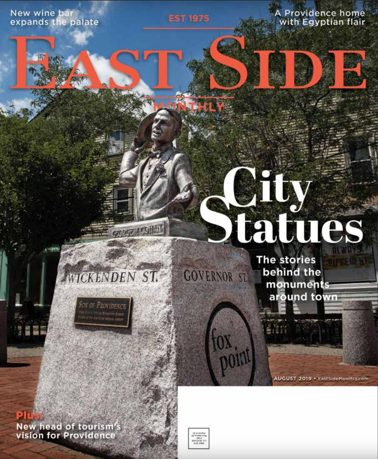 East Side Monthly, August 2019