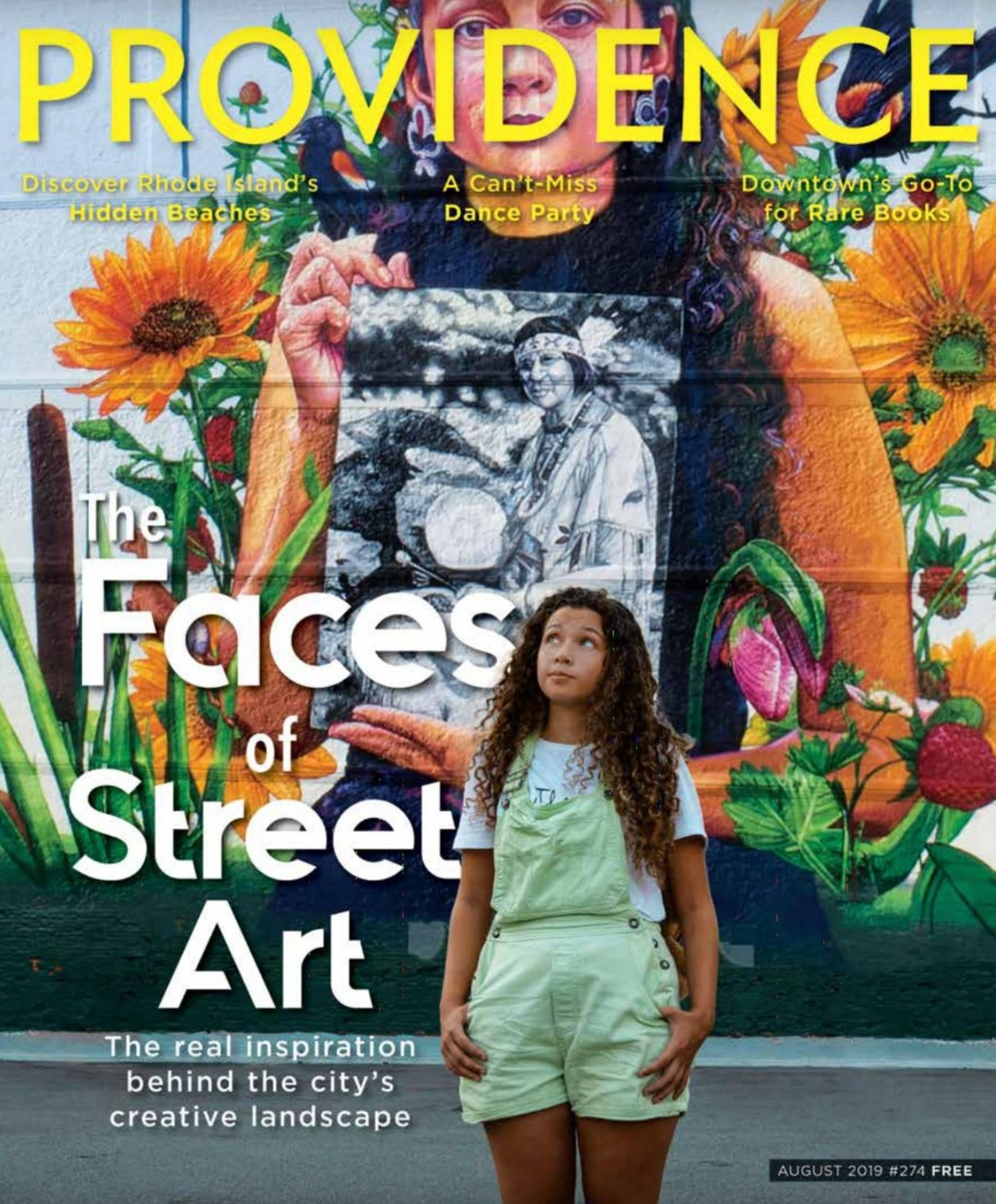 Providence Monthly, August 2019 | Providence Monthly