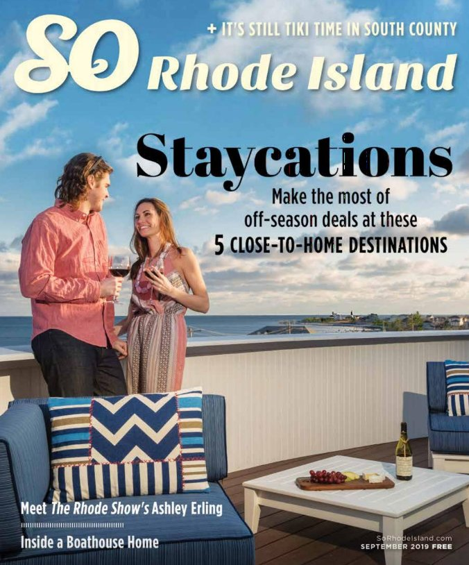 So Rhode Island, September 2019 | The Bay | thebaymagazine com