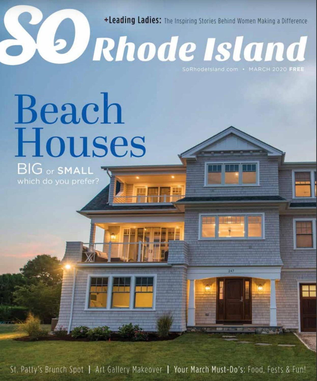 So Rhode Island, March 2020 | East Side