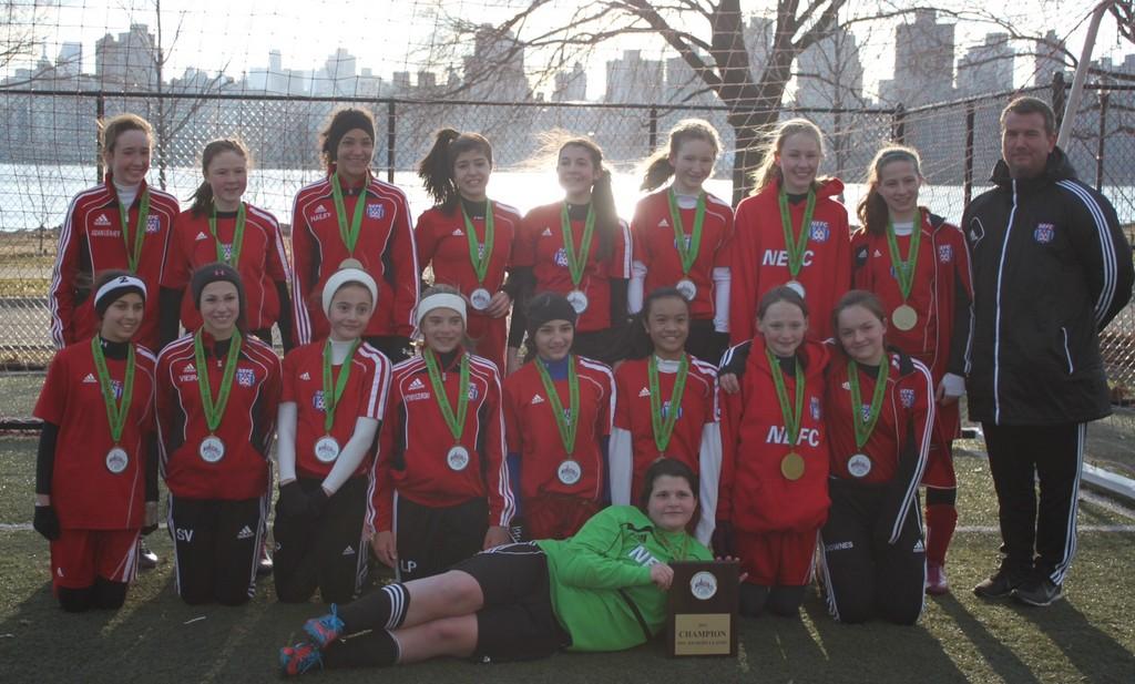039e769c8 South Coast Soccer Team Takes Manhattan  Wins NY Tournament - Reporter Today