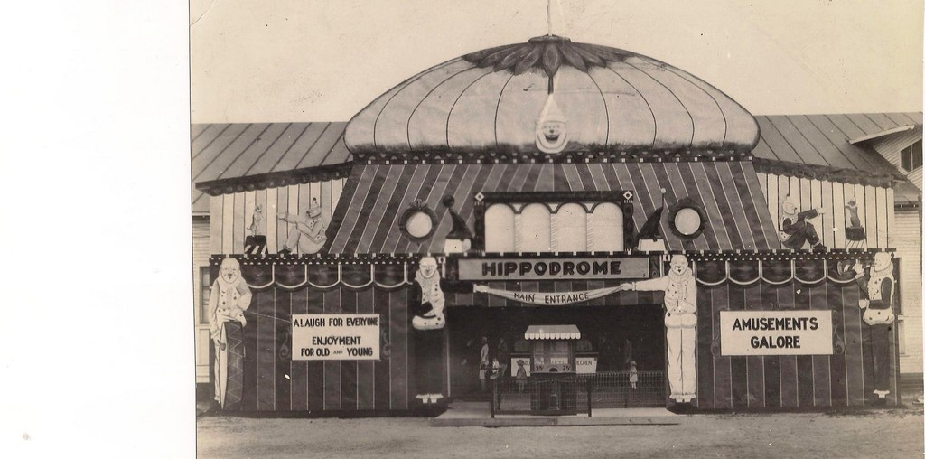 ippodrome Fun House from May, 1930