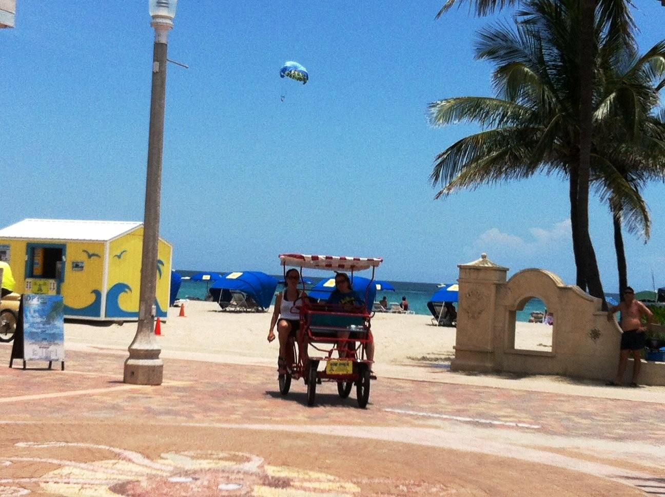 Hollywood Beach, an Oasis of Old Florida with a Progressive