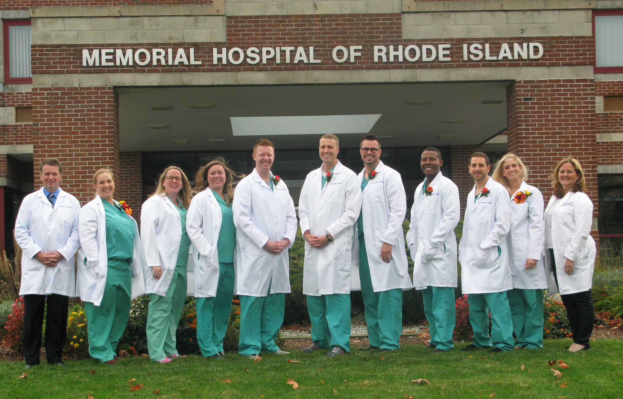 Memorial Hospital Of Rhode Island Nurse Anesthesia Program