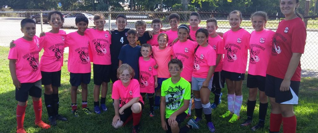 EP Youth Soccer Camp August 7 to August 11.
