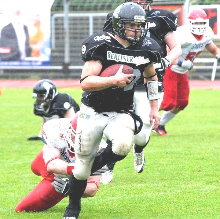 Former Townie all-stater Brian Amaral playing European football.