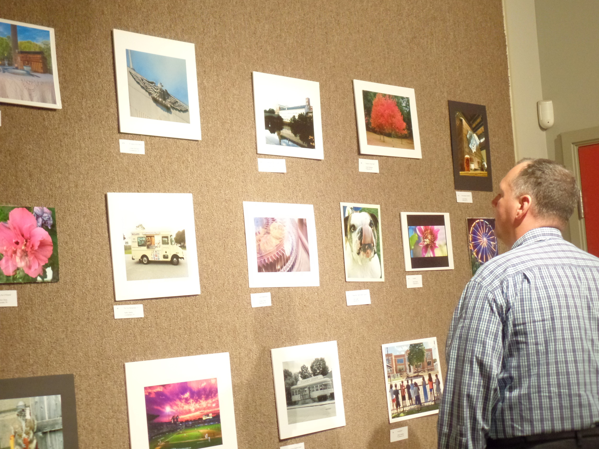 City of Pawtucket 19th Annual Photo Contest throughout the Month of September in Visitor Center Gallery