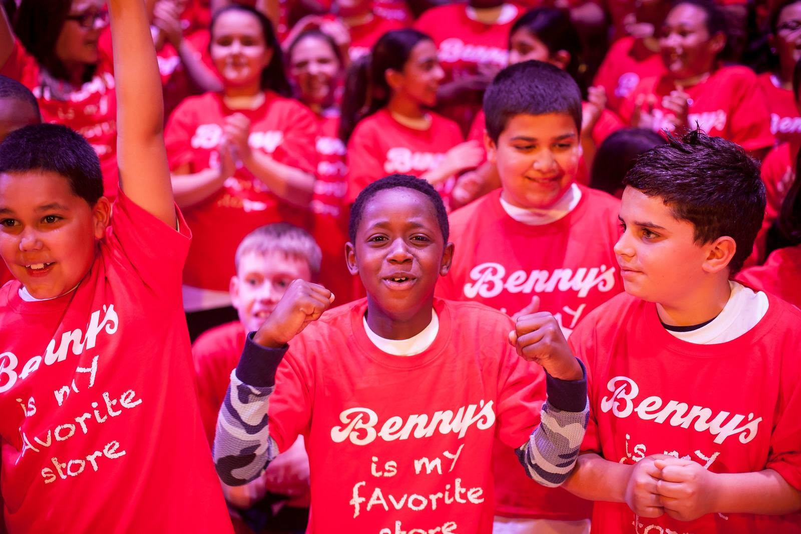 Bennys Kids Rock Chorus