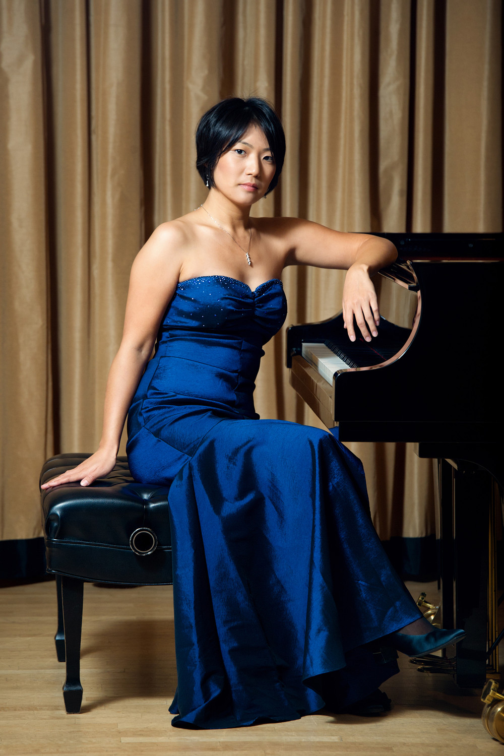 Misuzu Tanaka performs in the Arts in the Village Concert Series on November 11.