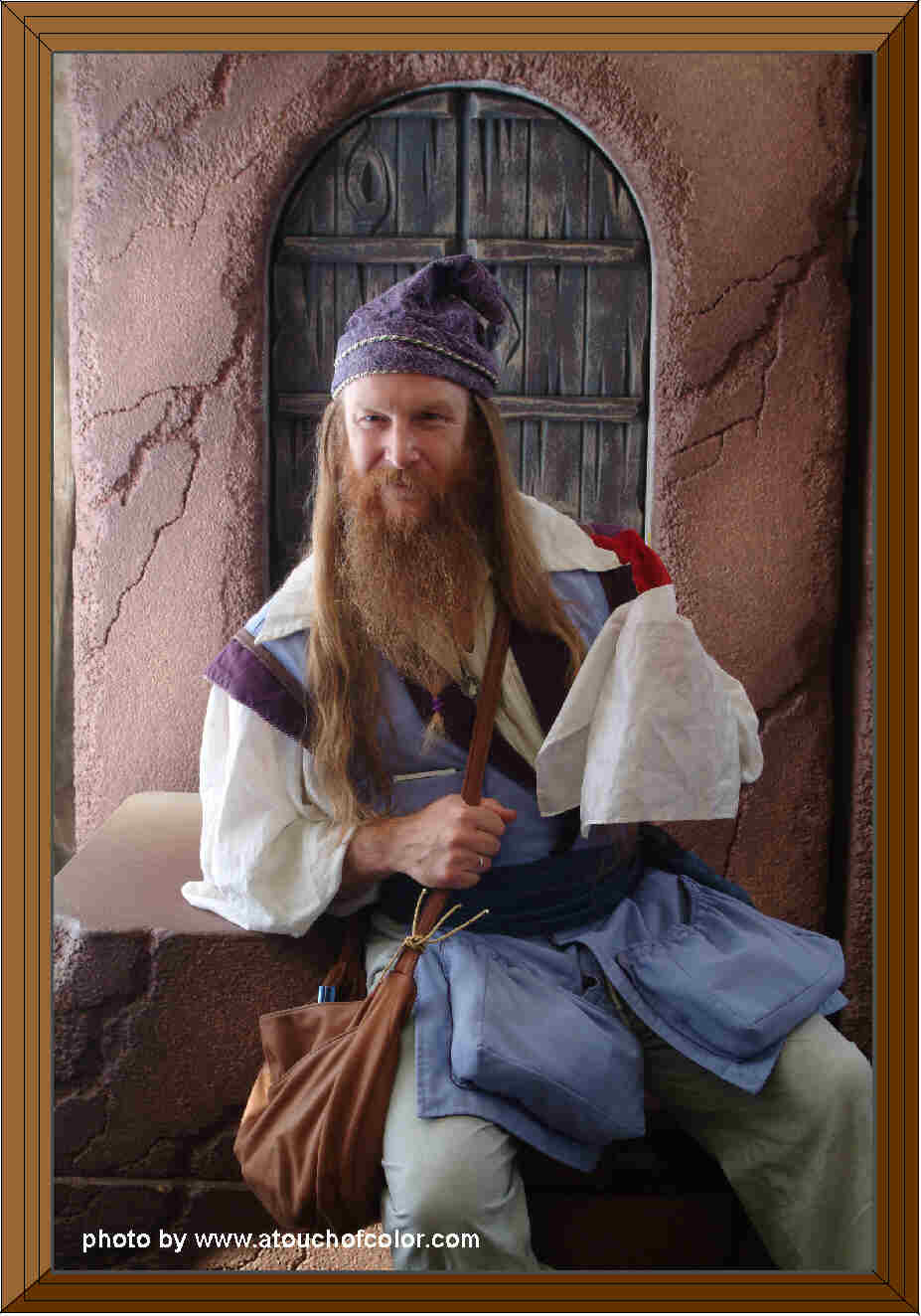 Ed the Wizard at the Seekonk Public Library December 27th