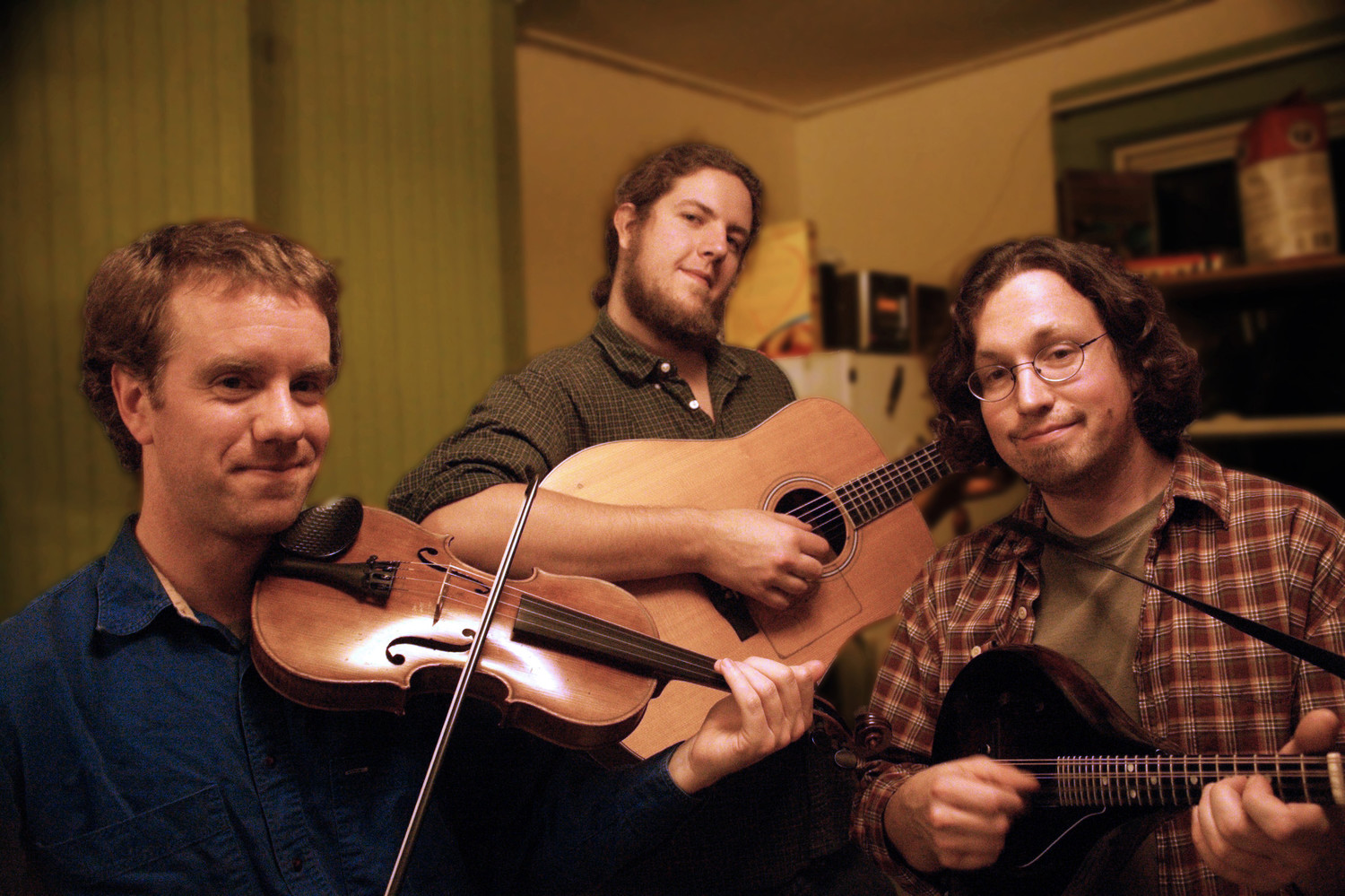 Riptide performs at the Rehoboth contra dance on Friday, February 9