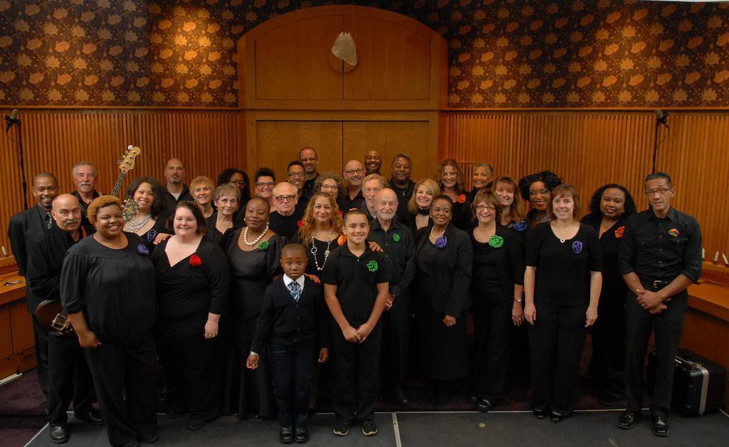 Prism of Praise, a Community Gospel Choir will perform at Seekonk Congregational Church on February 24th