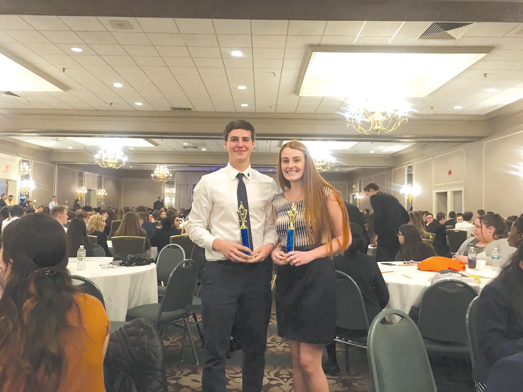 1st Place - Financial Services Team