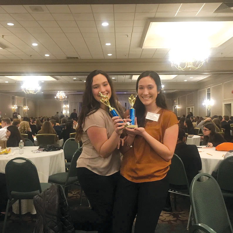 2nd Place - Travel & Tourism Team