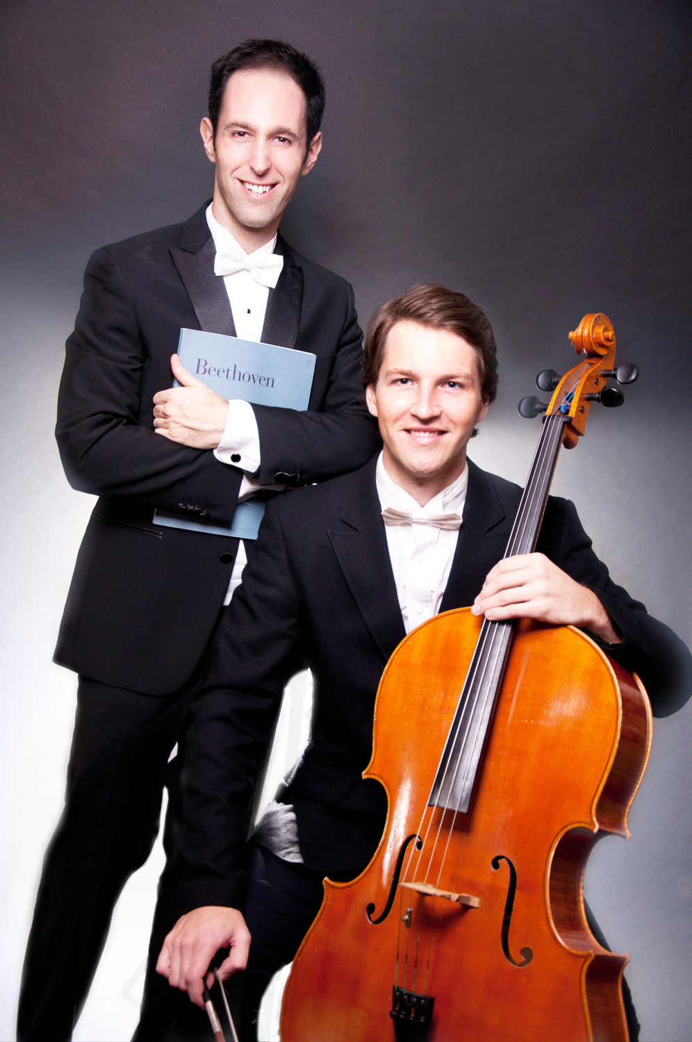 The Daurov/Myer Duo performs in the Arts in the Village Concert Series on Saturday, March 24.