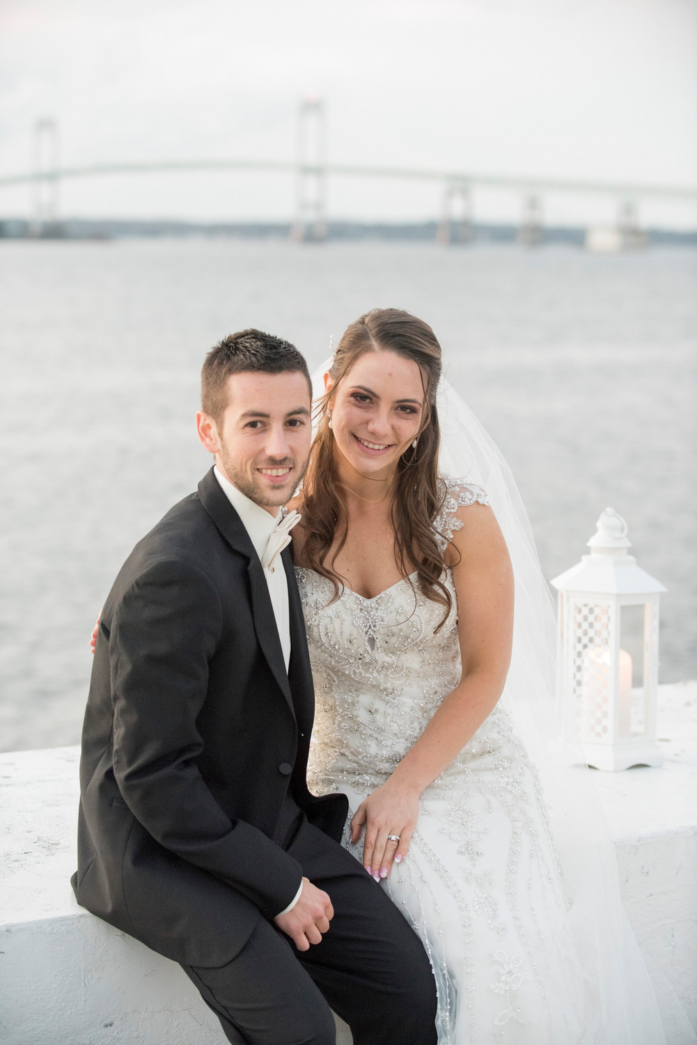 Lauren Judith Medeiros and Mark Anthony Forster, Jr. Marry