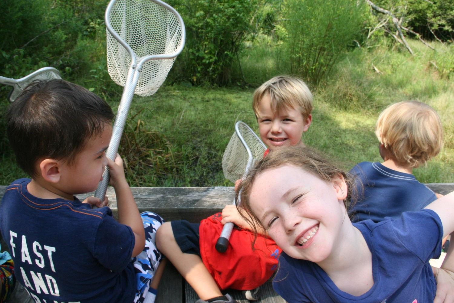 Grab a net and head out with Audubon on April 17 for a Swamp Romp in Bristol!