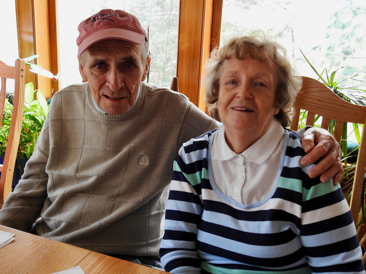 Lloyd Kenneth Anderson Sr. and Laura Jeanne (Jette) Anderson  Celebrate 65 Years of Marriage