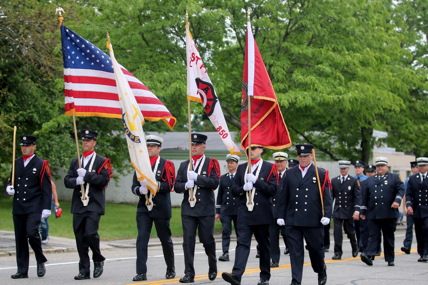 EPFD Honor Guard