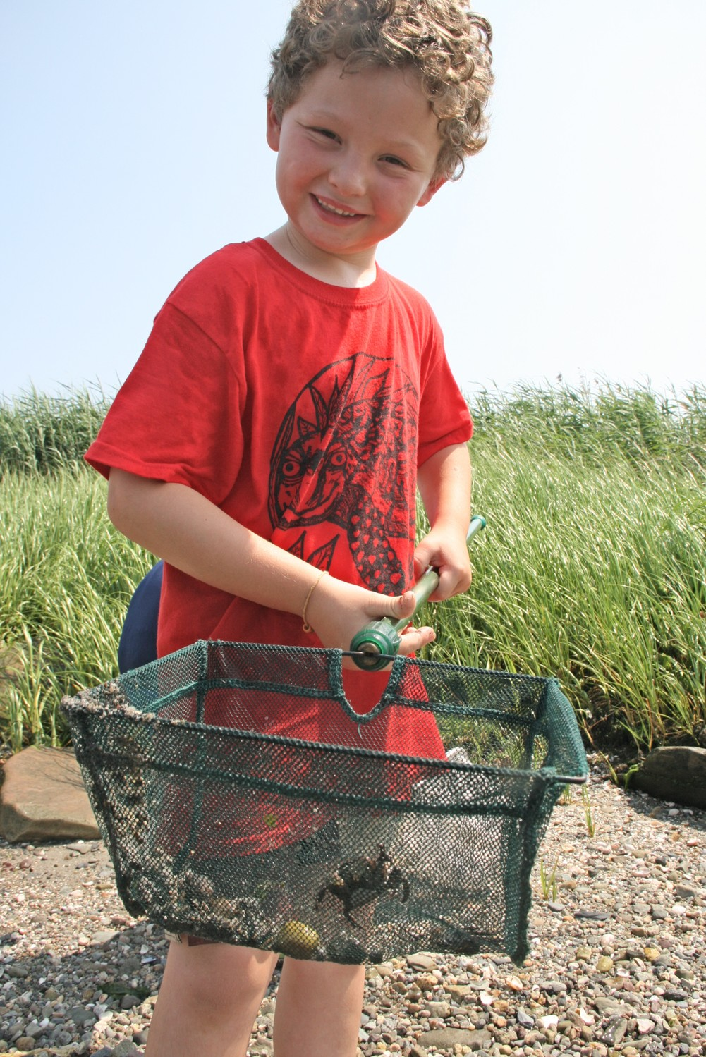 Dirty fingers and wet toes mean summer fun for kids!  Grab a net and join Audubon in the wetlands, fields and shore as we search for critters both large and small.