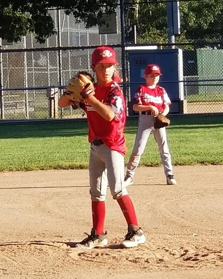 "Jonathan ""JJ"" Renaud of the Riverside 9-10 all-stars."