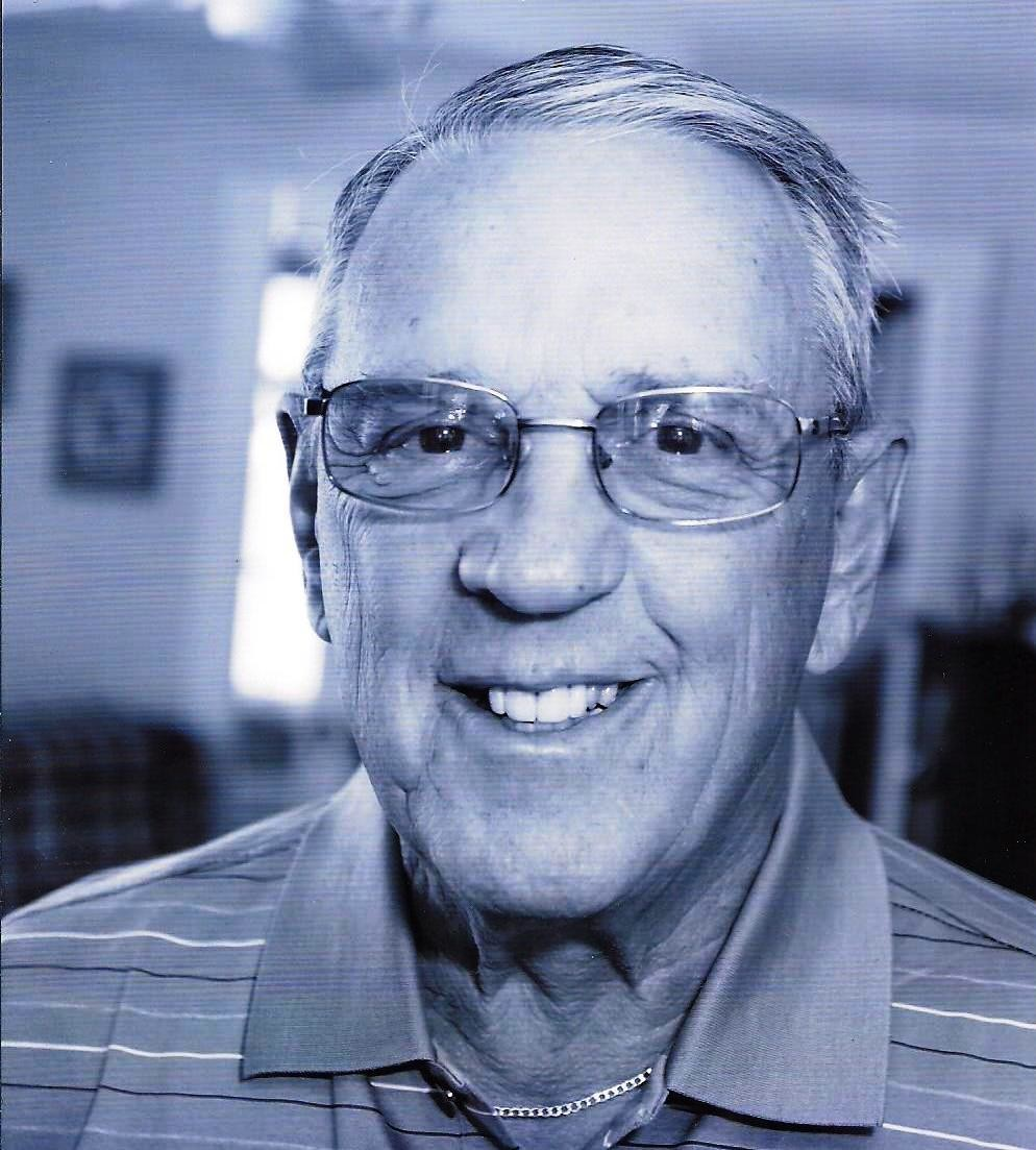 The late Harry C. Mutter