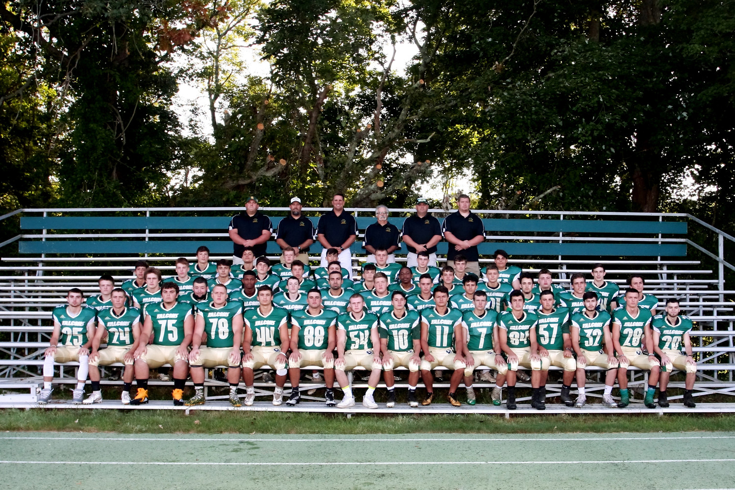 2018-2019 DR Football Team