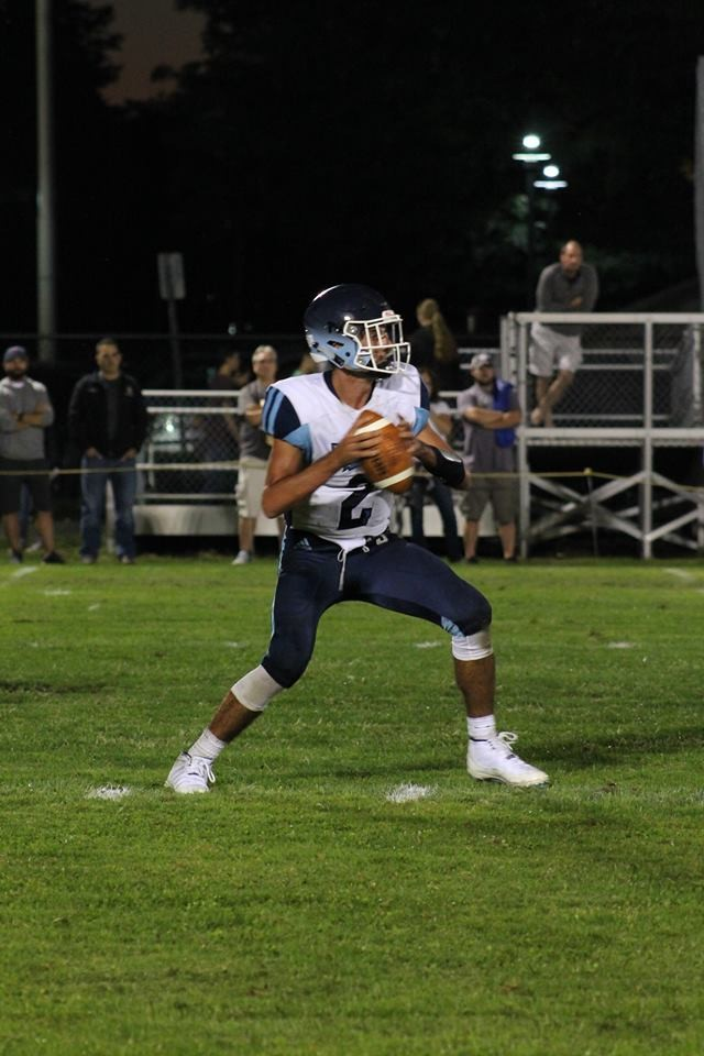 Gage French, Seekonk HS Football QB and Receiver