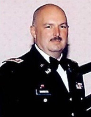 Lt Col. William C. Saunders US Army, Retired