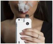 iPhone case vape